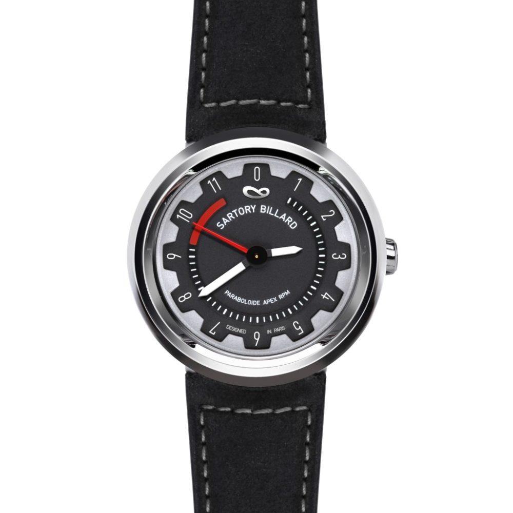 montre grise