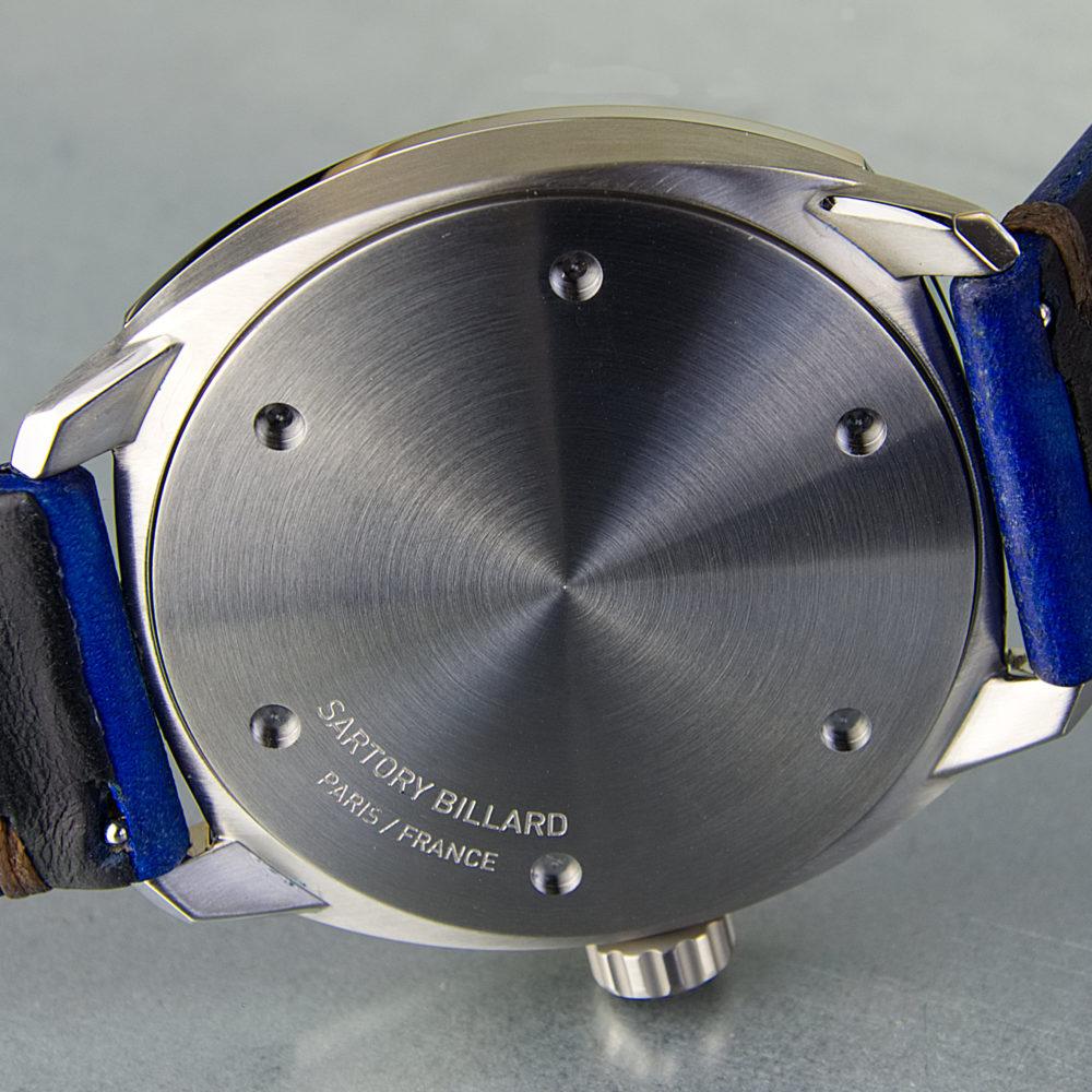 backcase watch, dos de montre