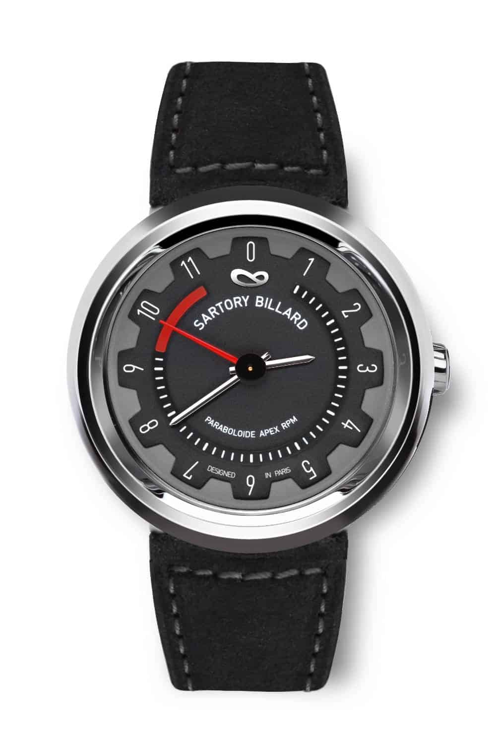 montre grise, grey watch