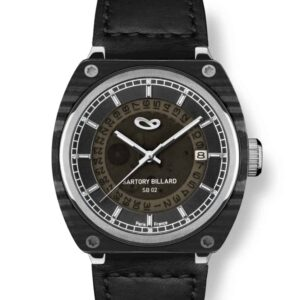 carbon watch, montre carbone