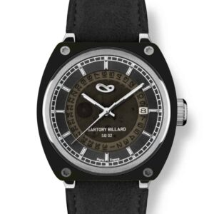 black watch, montre noire