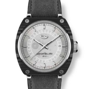 carbon watch, montre en carbone