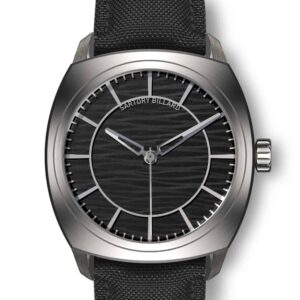 carbon dial watch , montre à cadran en carbone